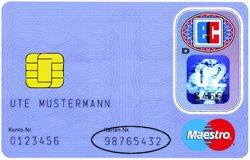 Kartennummer Ec Karte Commerzbank.Registrierung