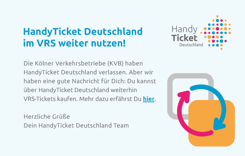 Handy Ticket Kvb