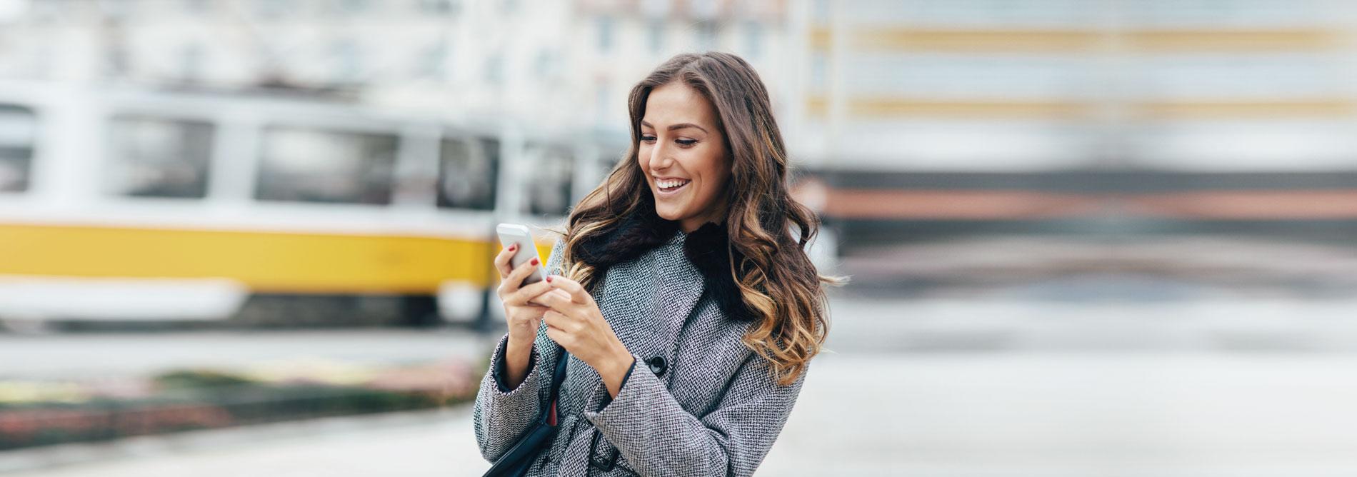 Jetzt registrieren! Mit nur einer App in ganz Deutschland HandyTickets für den ÖPNV kaufen.